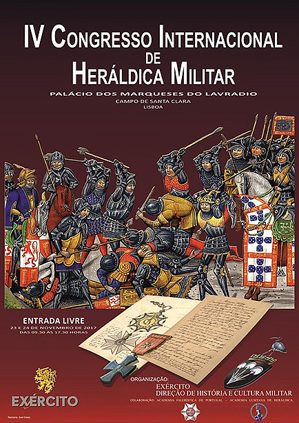 The 4th international congress of military heraldry