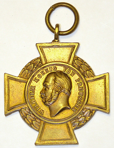 Event summary - The Prussian war medals and award documents for the war of 1864